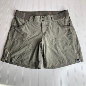 KUHL Tan/Beige Utility Hiking Outdoor Shorts 12